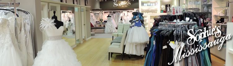 Sophies Gown Shoppe